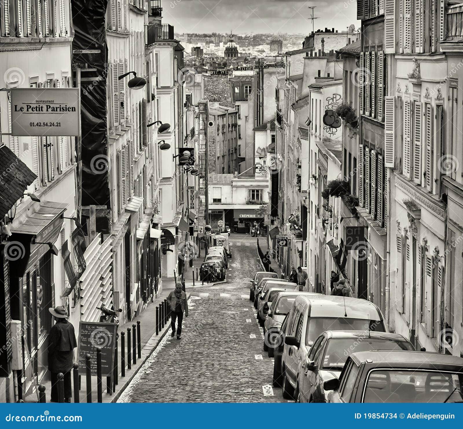 Montmartre Paris Restaurants