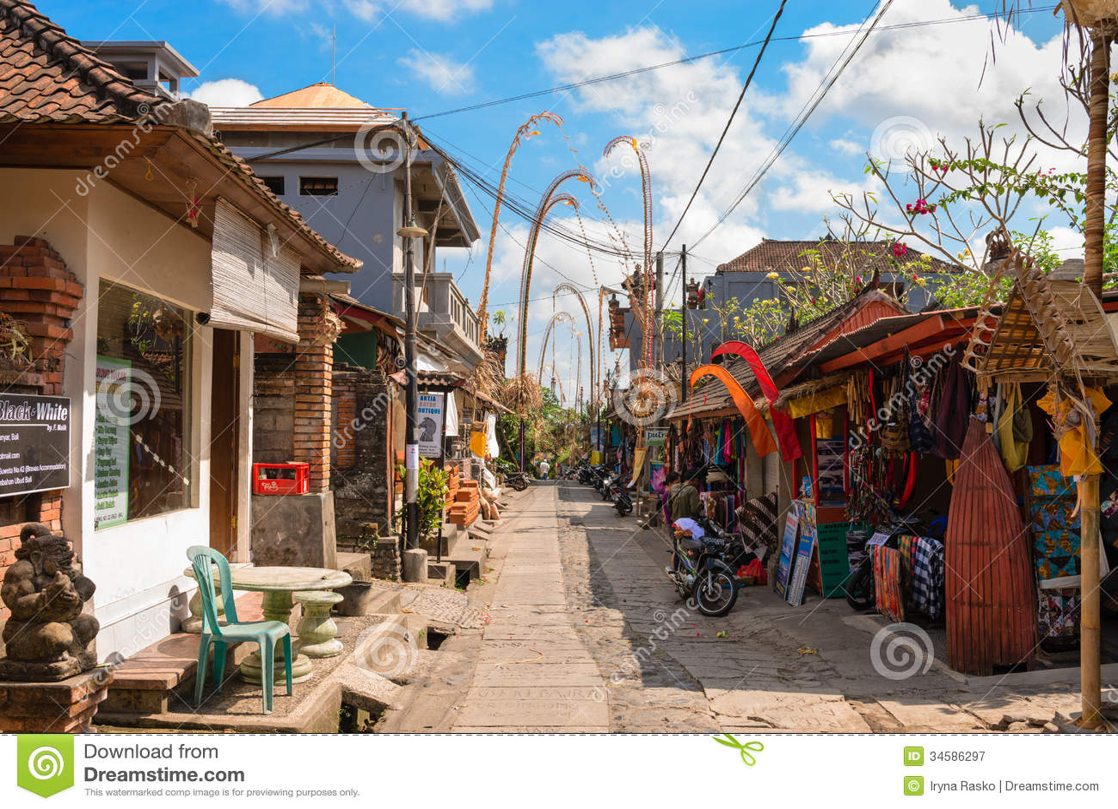 Buying Paintings In Bali