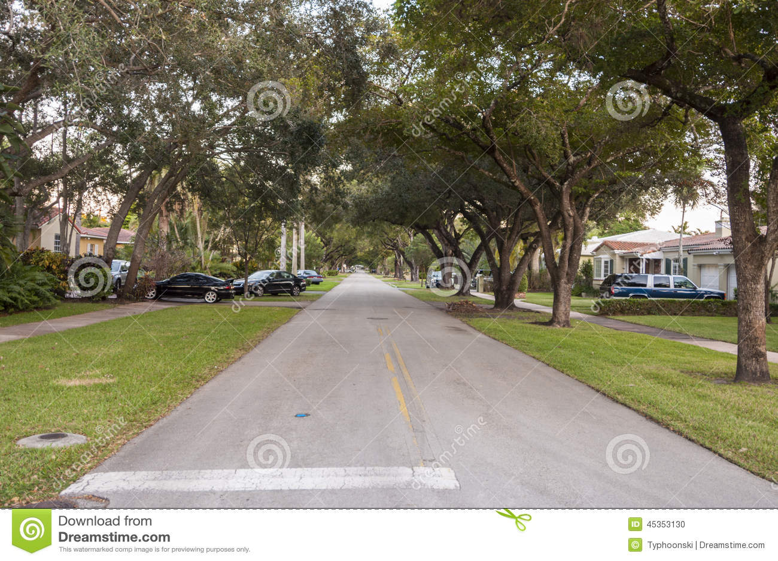 Rue en Coral Gables