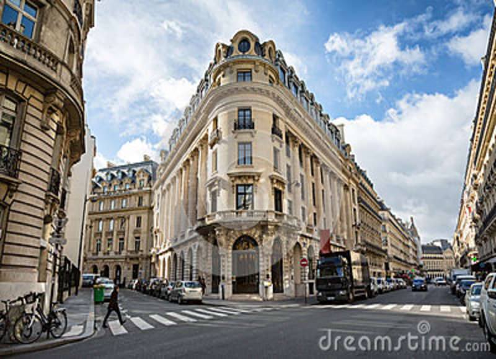 Rue La Fayette Paris