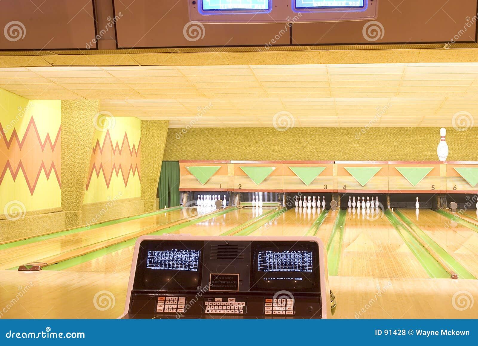 Ruelle de bowling