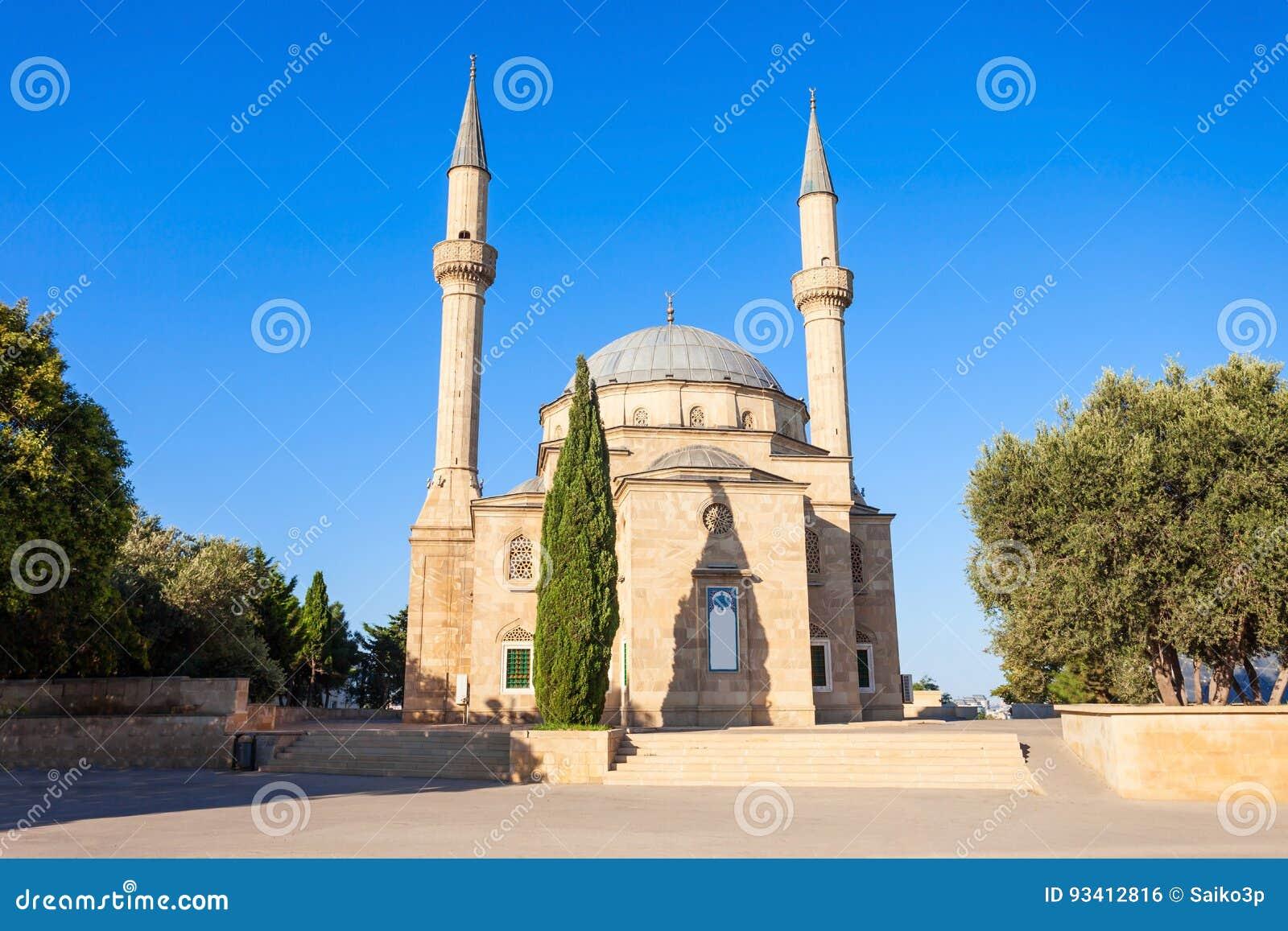 Ruelle de martyres à Bakou
