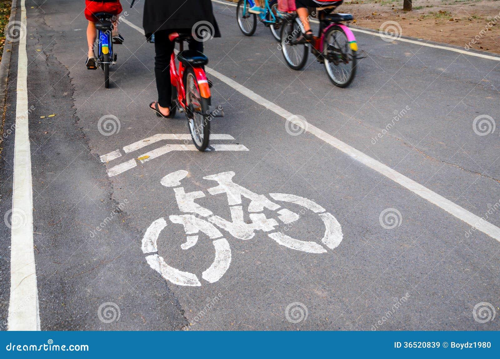 Ruelle de vélo