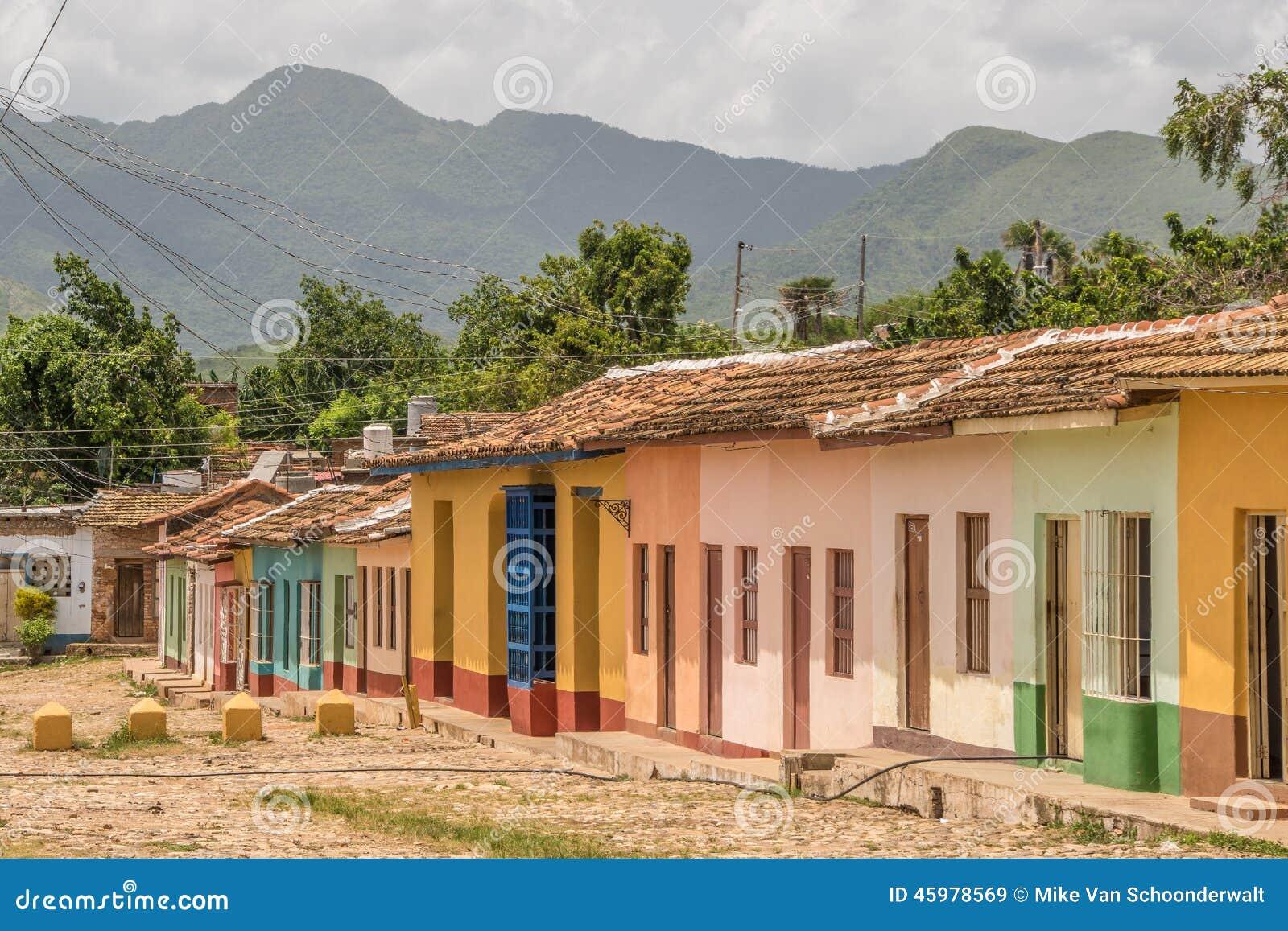 Rues du Trinidad, Cuba