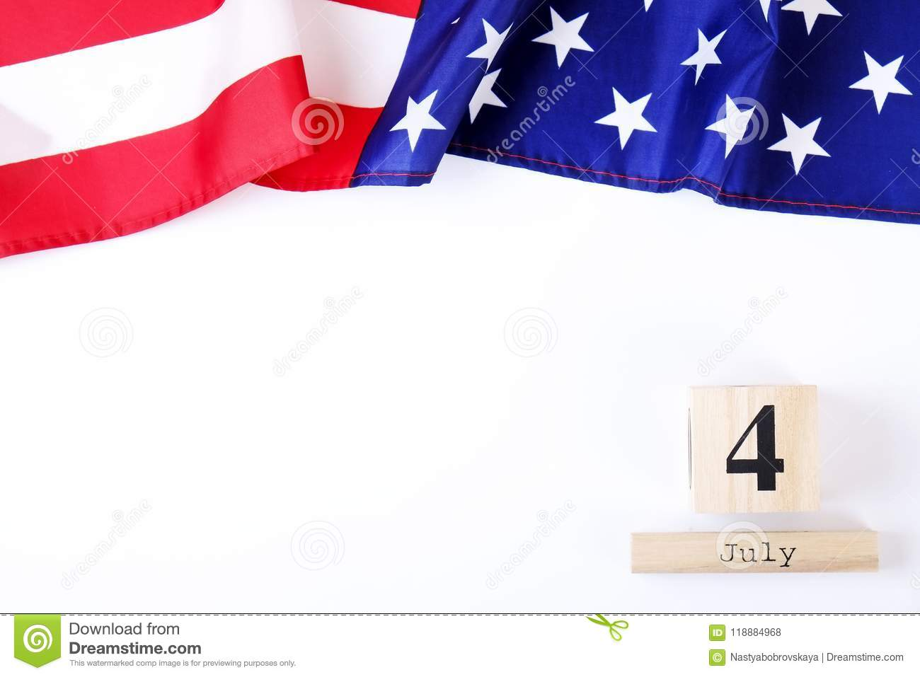 Background Flag Of The United States Of America For National Federal