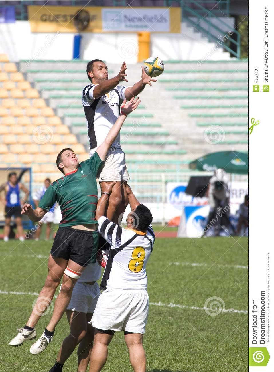 Rugby editorial photo  Image of physical, grass, players