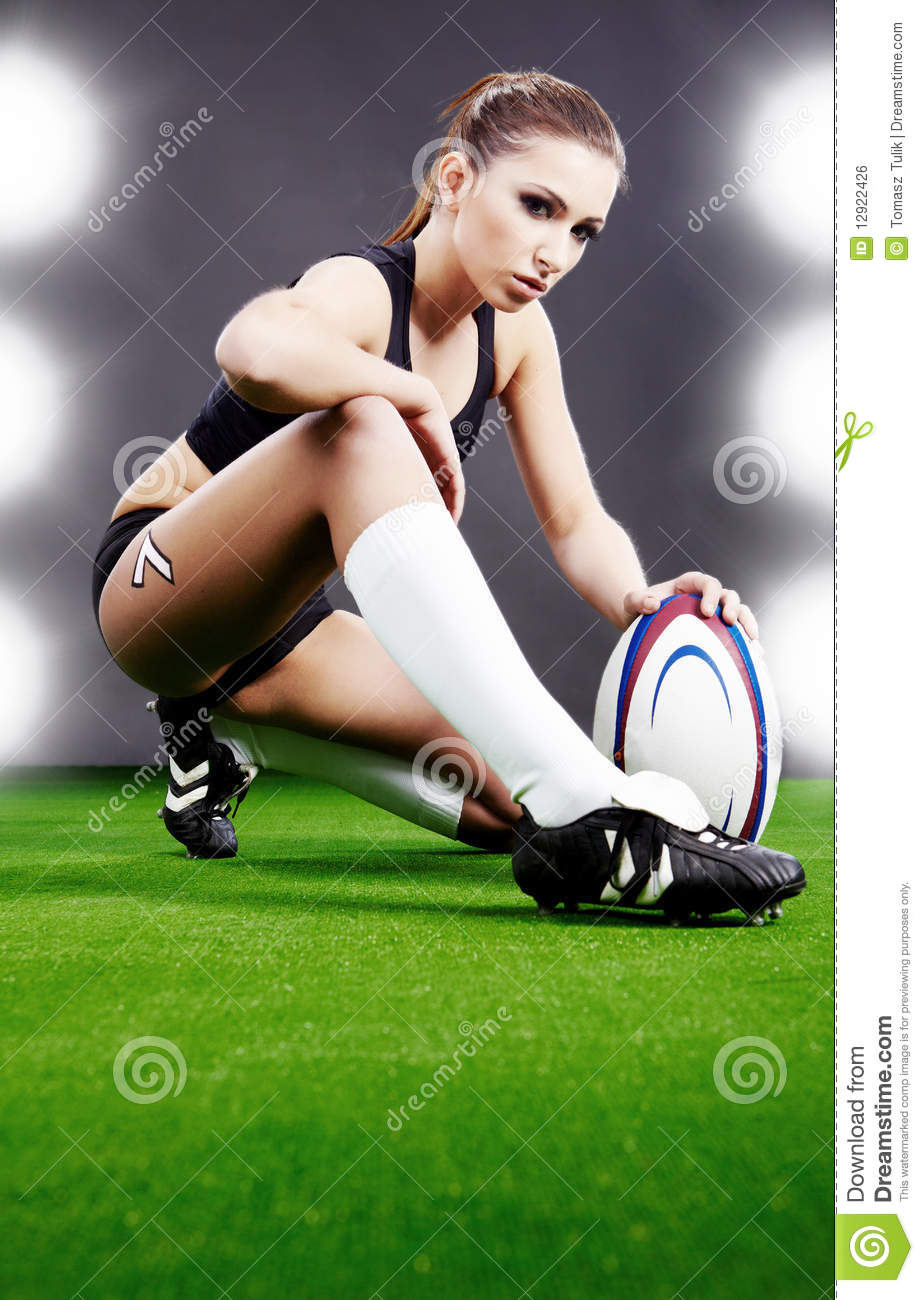 Sexy rugby girls