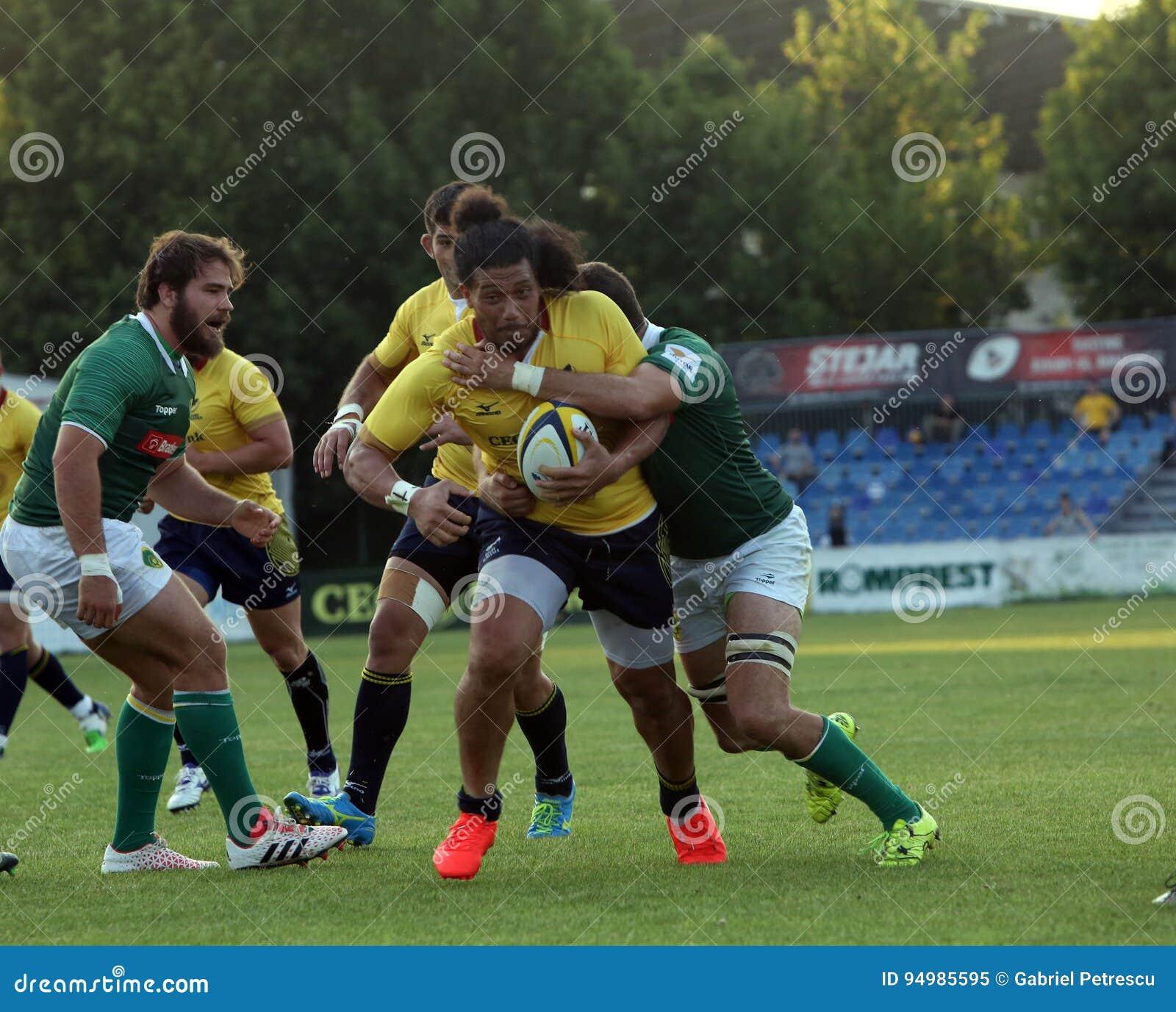 Rugby Rumänien - Brasilien
