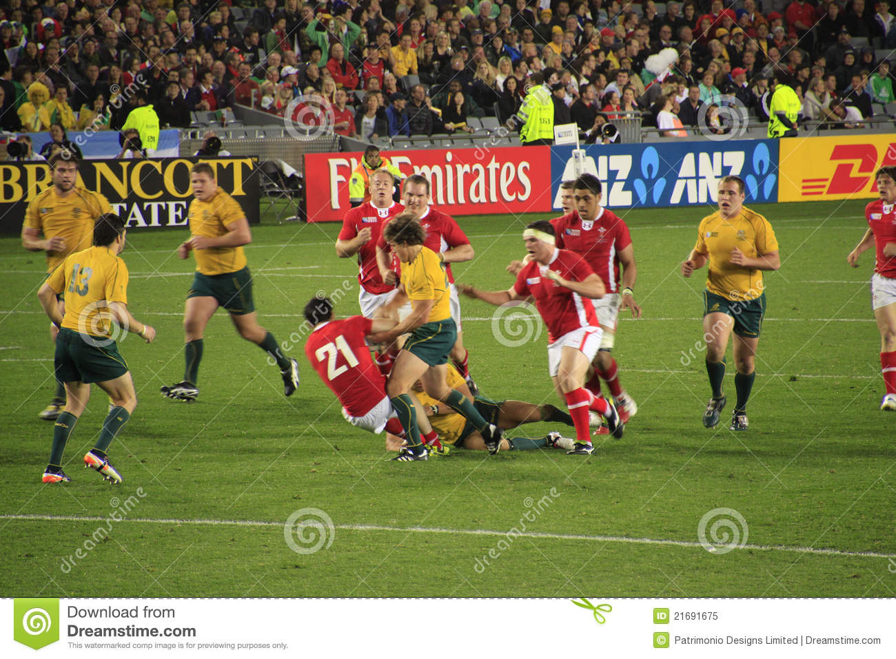 Rugby world cup 2011 tourism