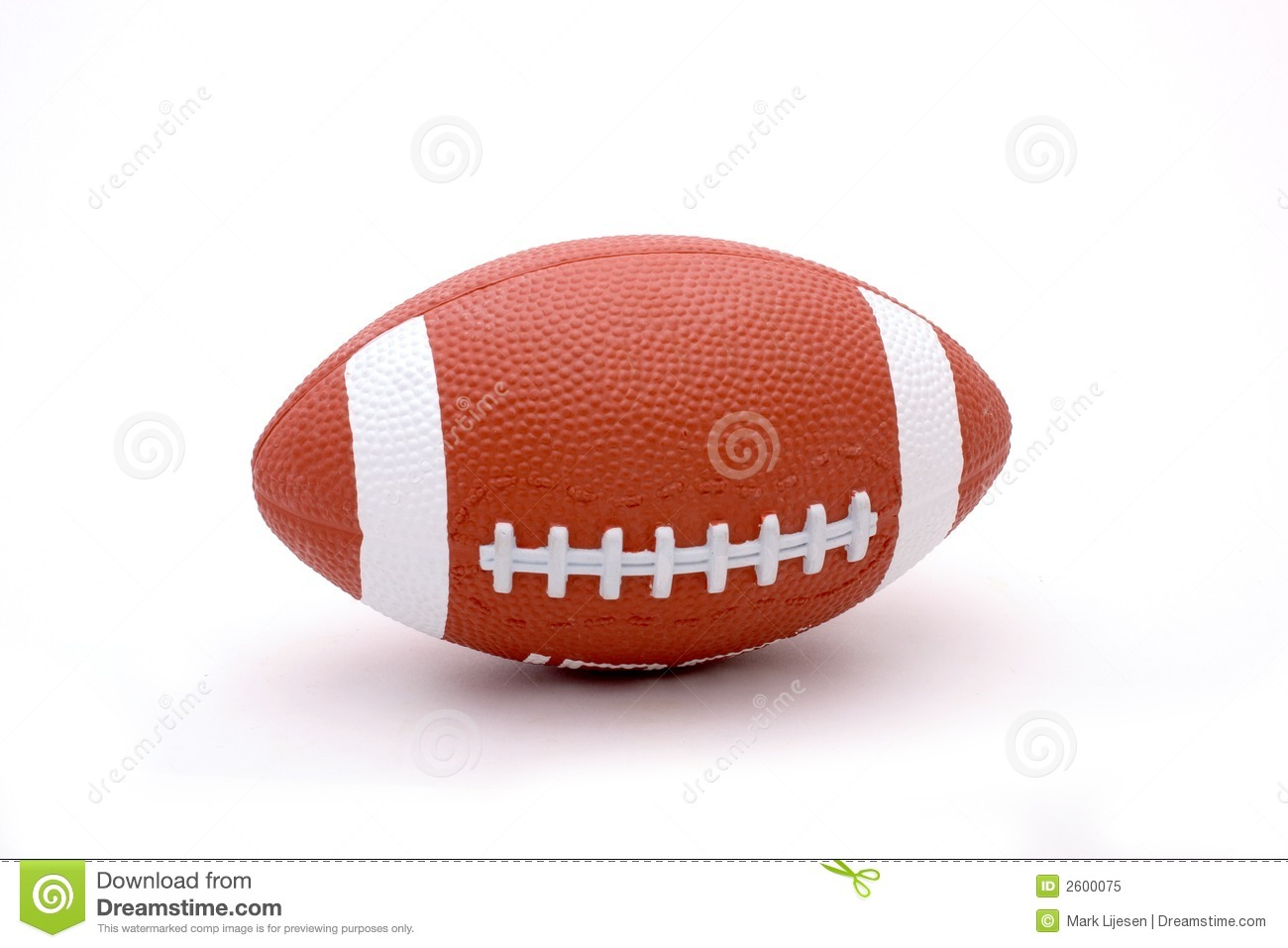 Rugbyball Royalty Free Stock Photo - Image: 2600075