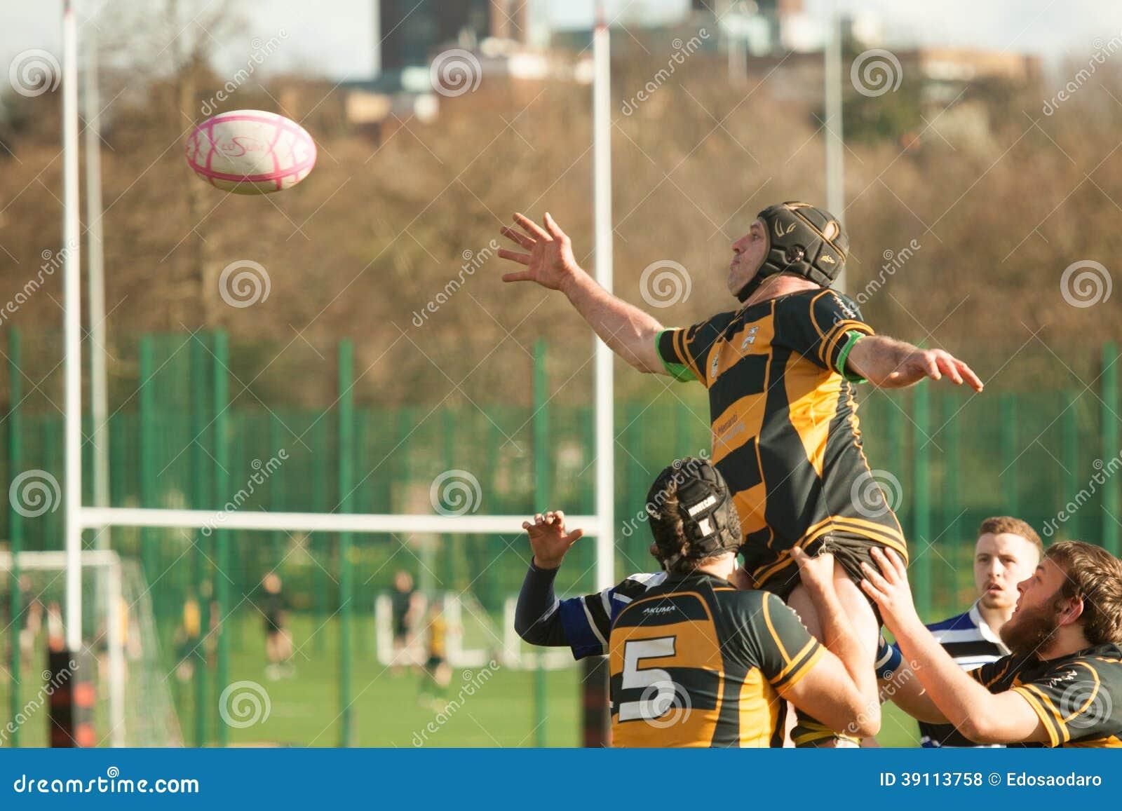 Rugbylijn uit