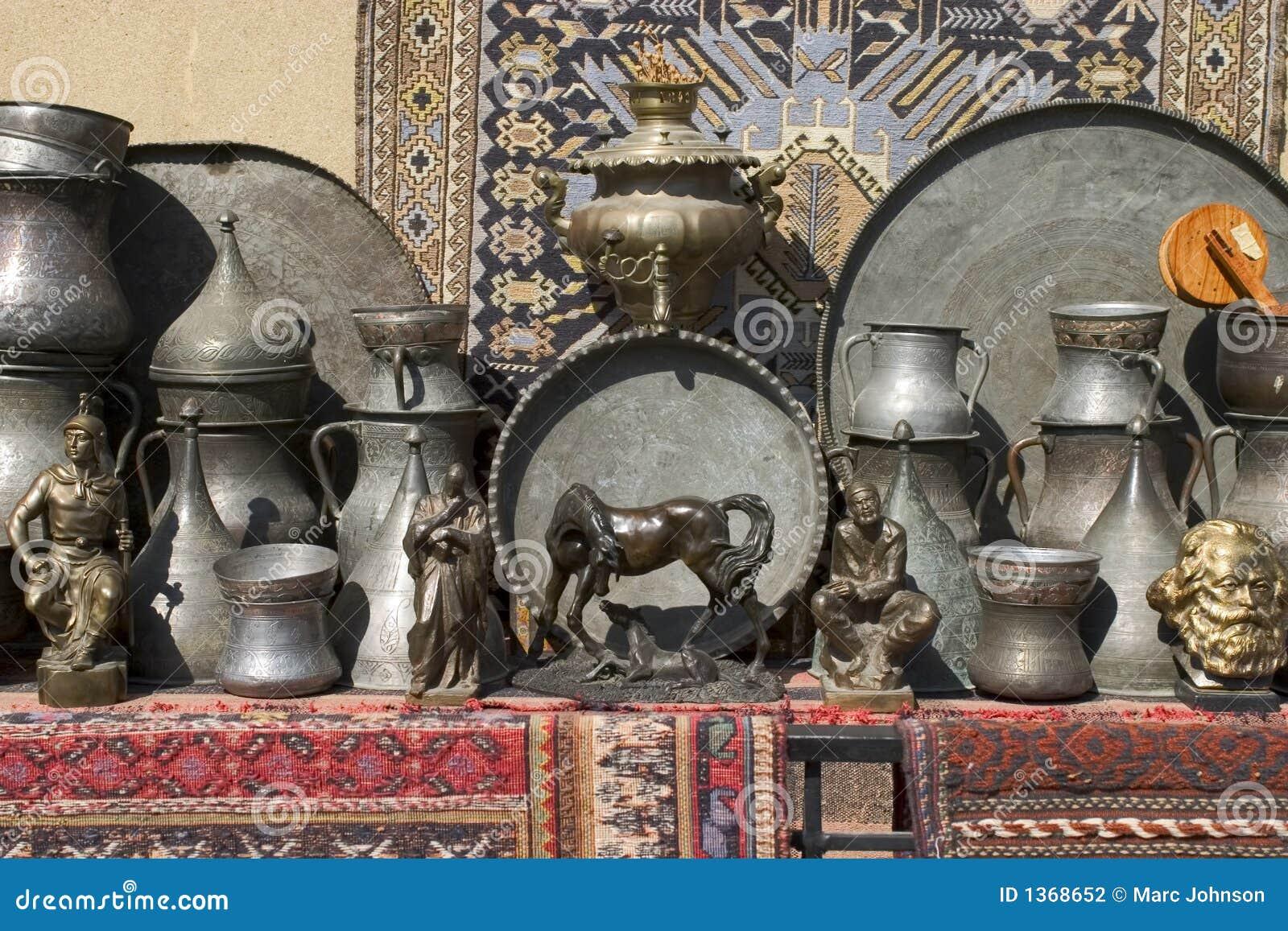 Rugs & Statues II