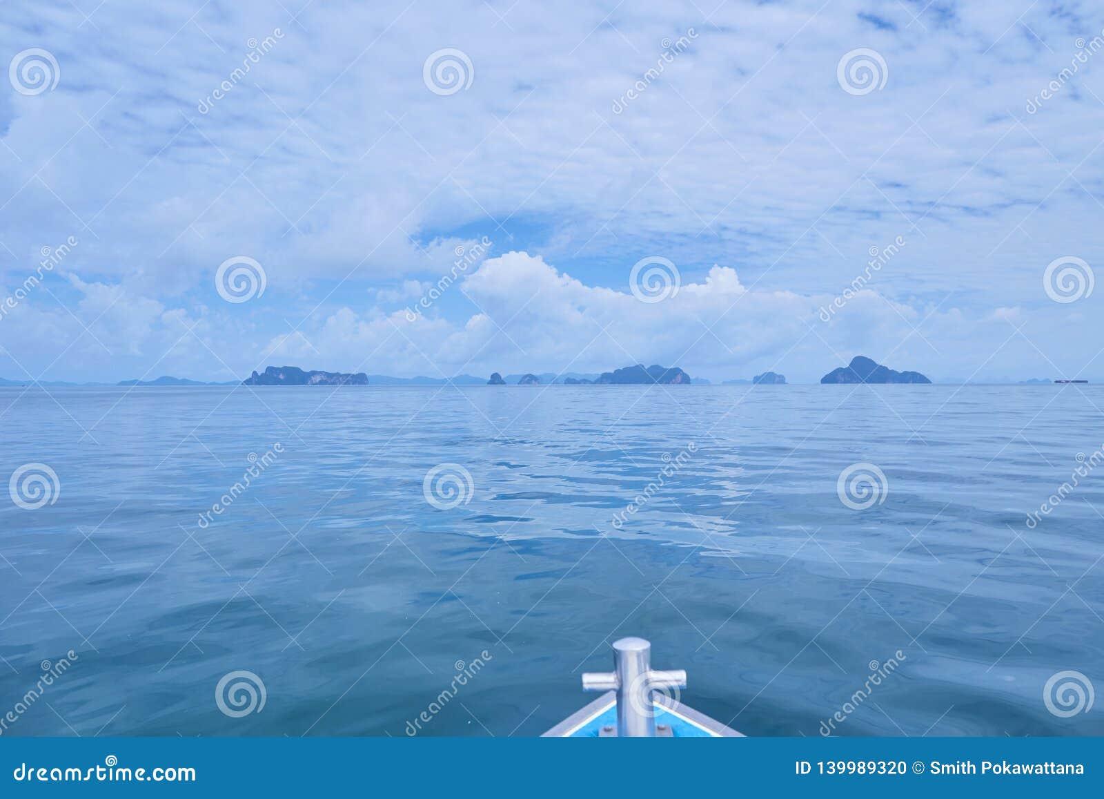Ruhig vom Meer