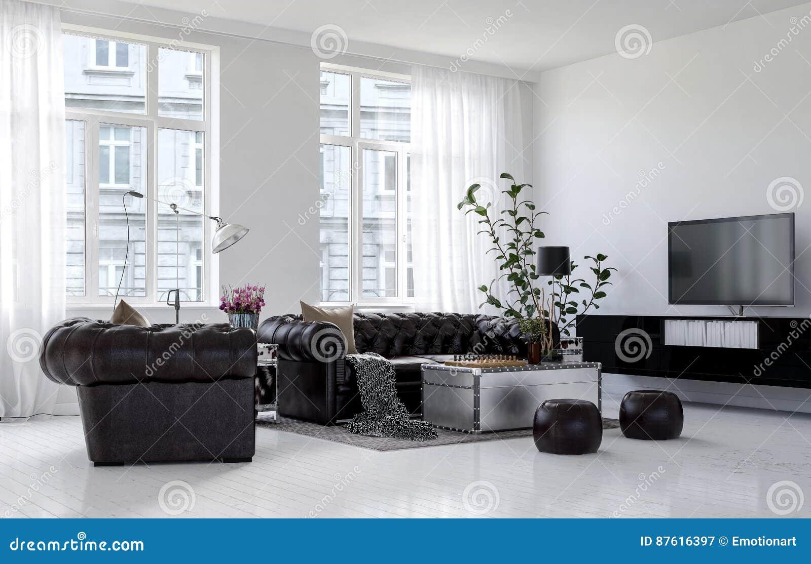 https://thumbs.dreamstime.com/z/ruime-woonkamer-met-witte-muren-87616397.jpg