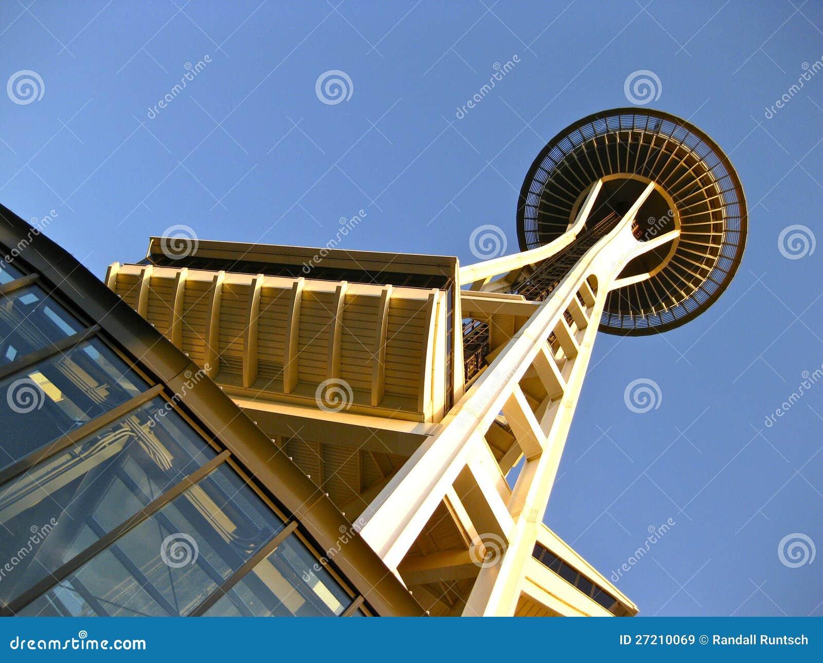 Ruimte Naald in Seattle