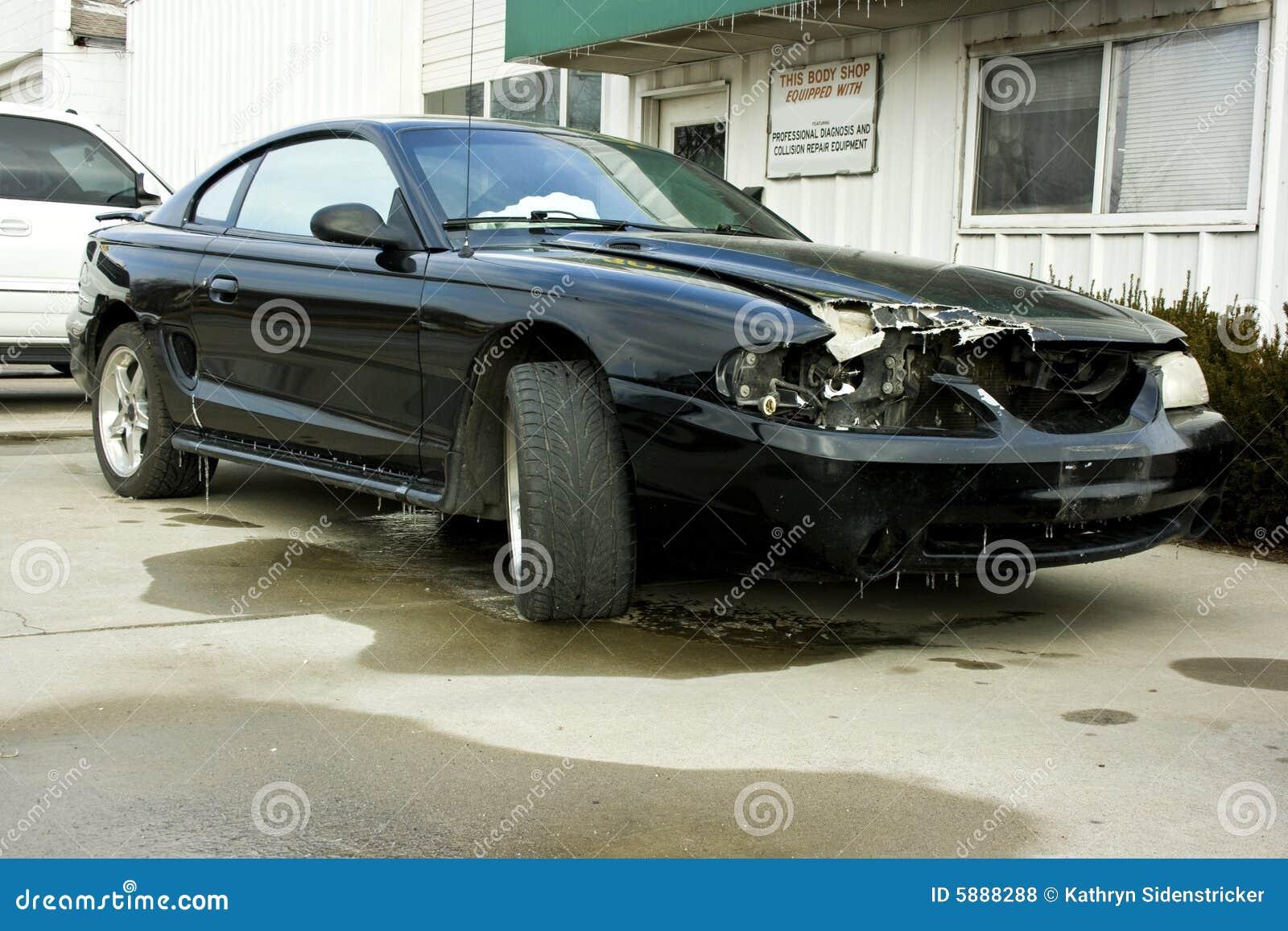 Ruina 1998 de la cobra del mustango de Ford