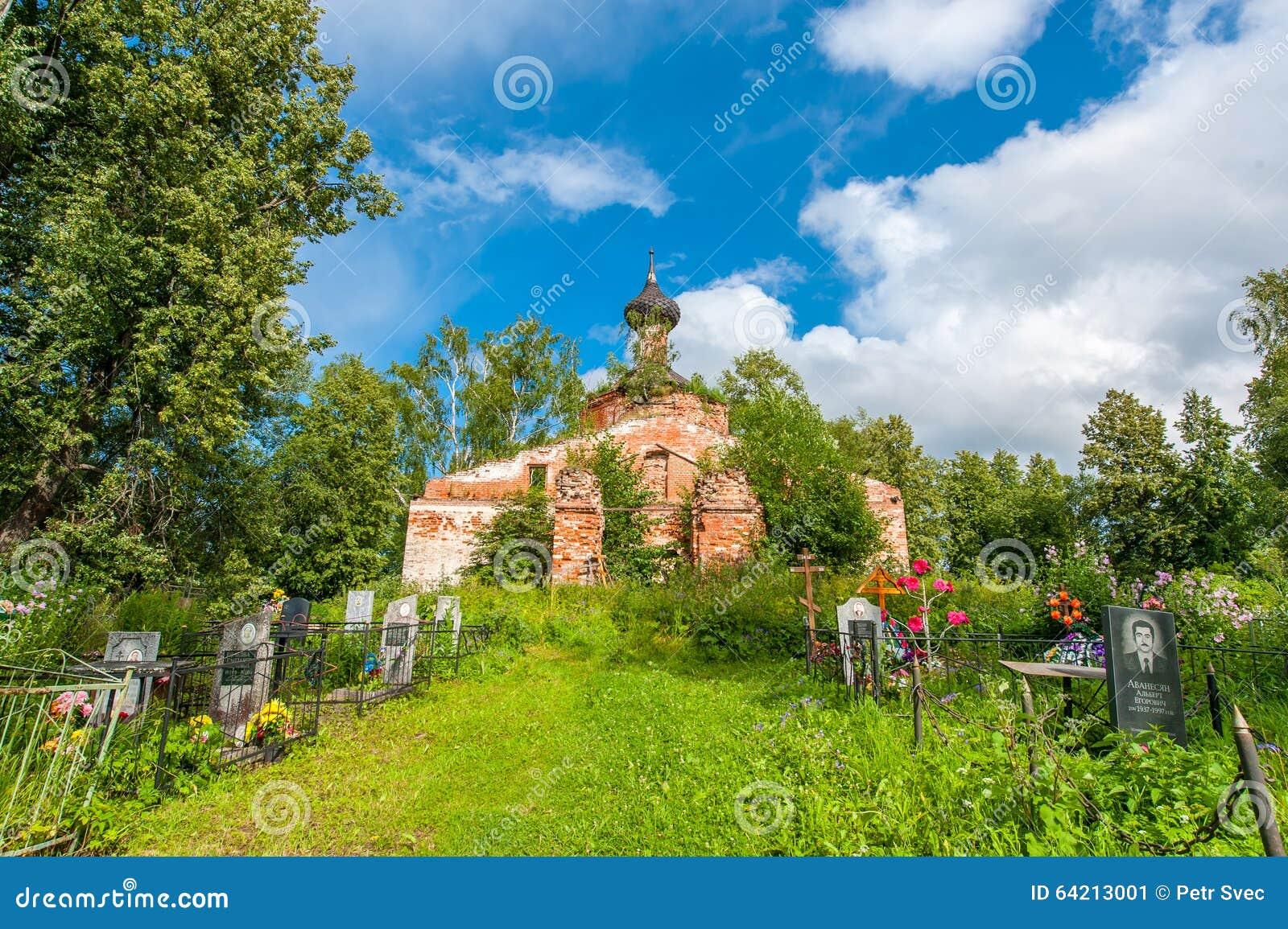Ruina de la iglesia