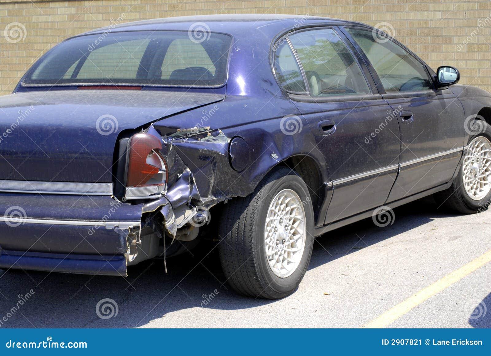 Ruina del coche