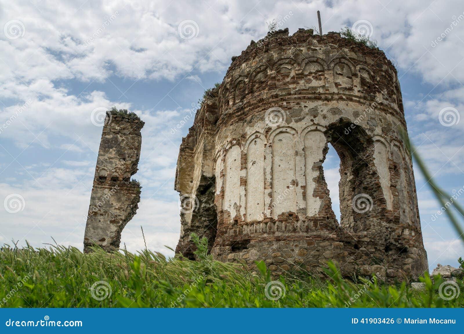Ruinas de Bociulest
