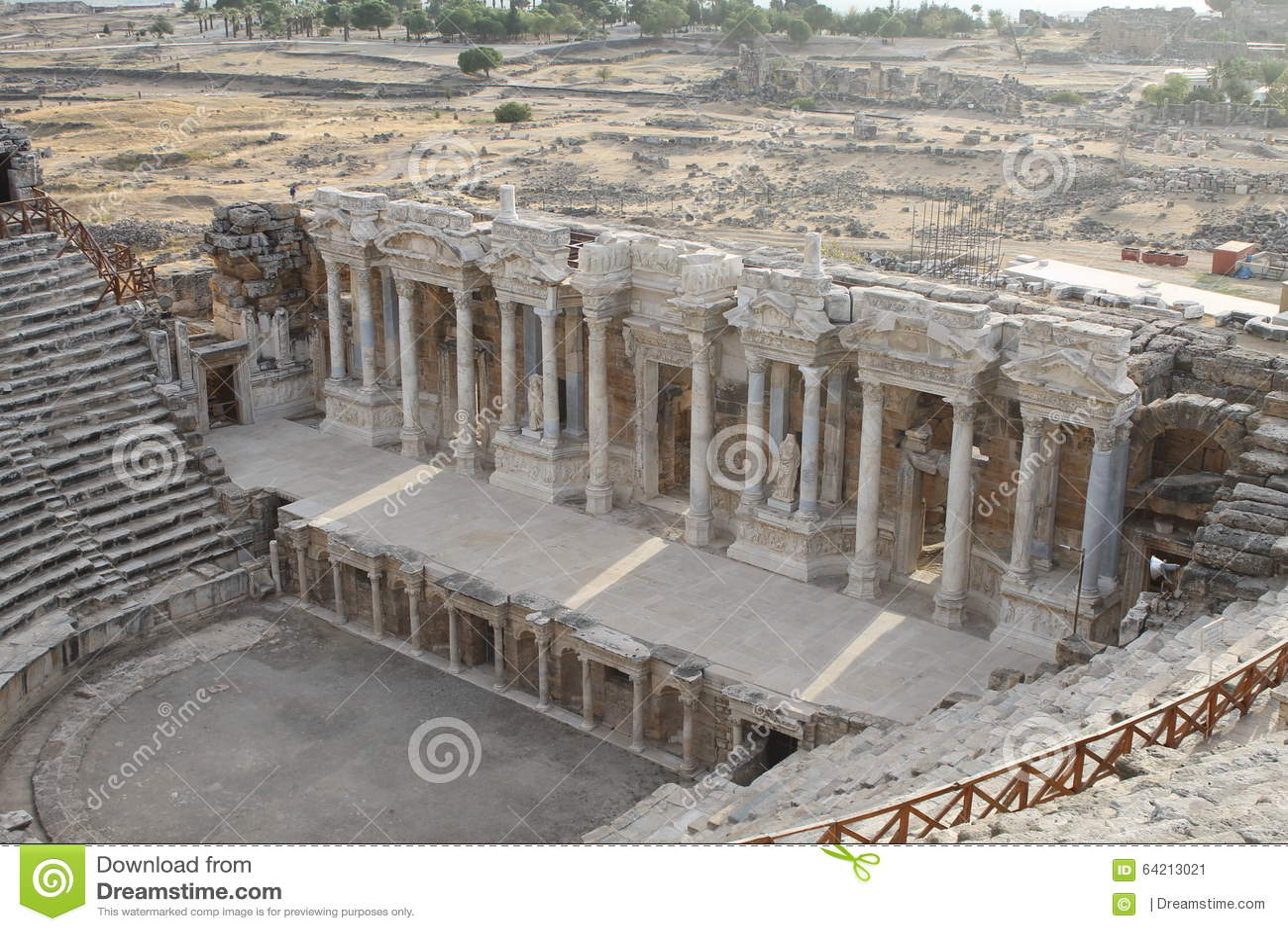 Ruinas de Hierapolis