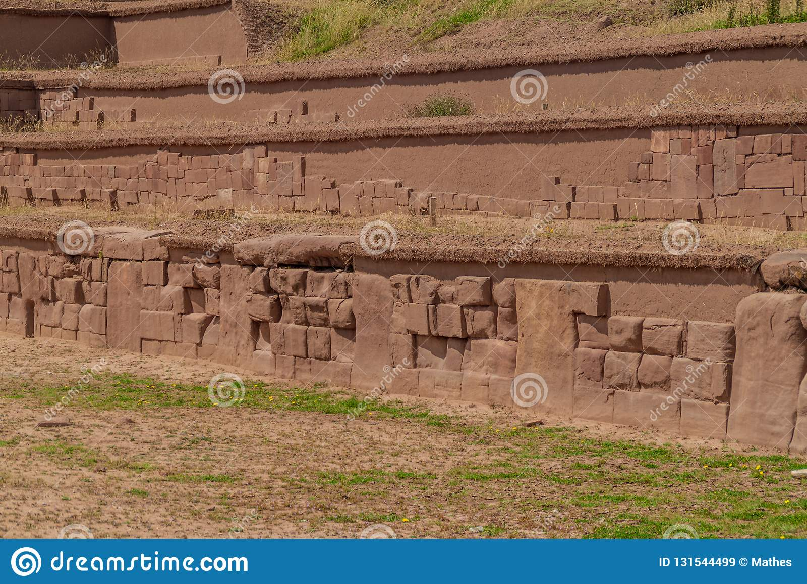 Ruinas de Tiwanaku, Bolivia