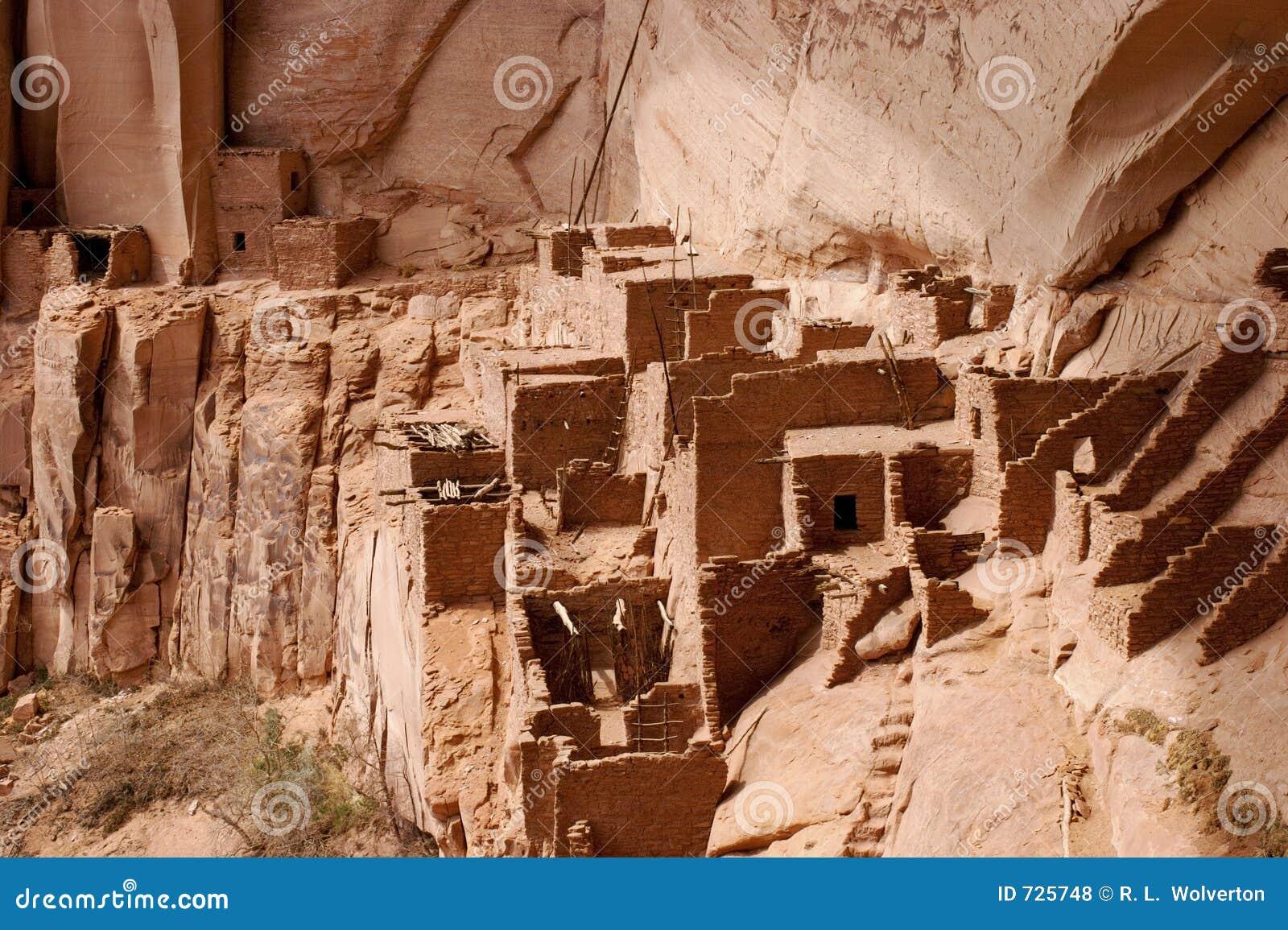 Ruine de Betatakin, monument national #2 de Navajo