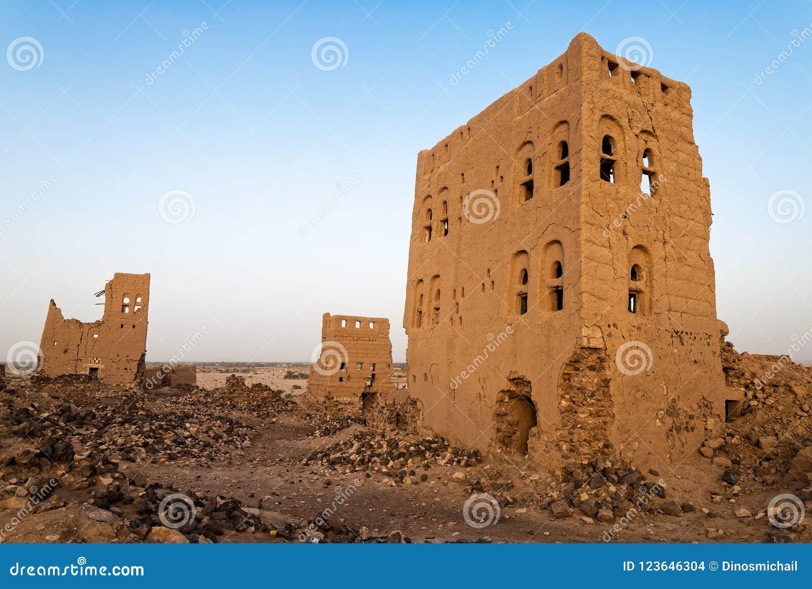 Buildings in Yemen