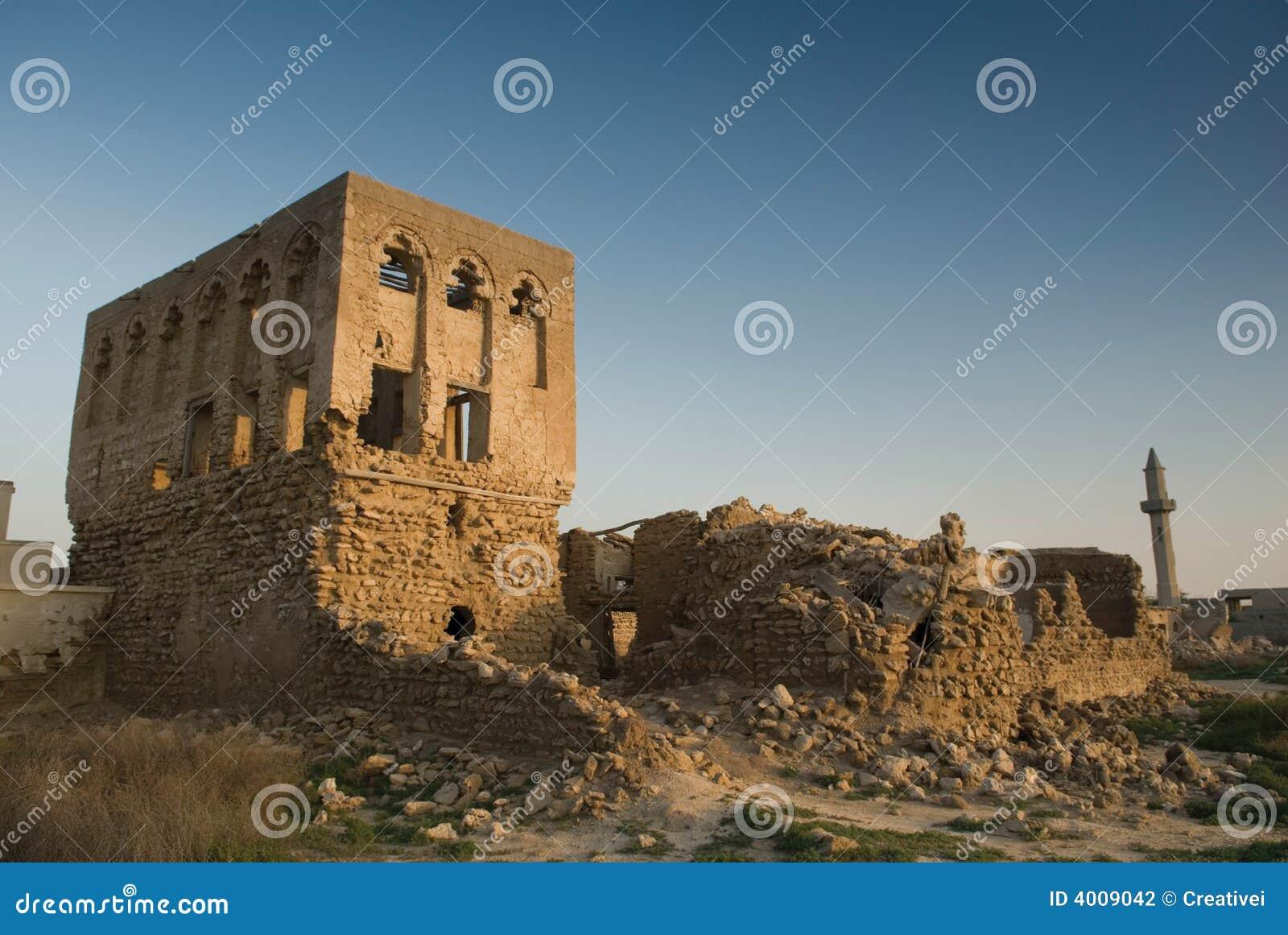Ruinen des Forts