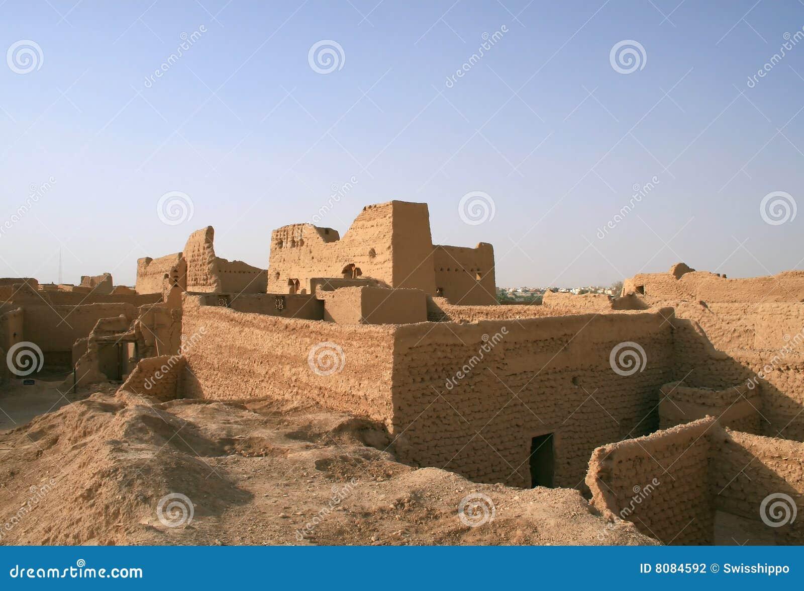 Ruinen von Diriyah