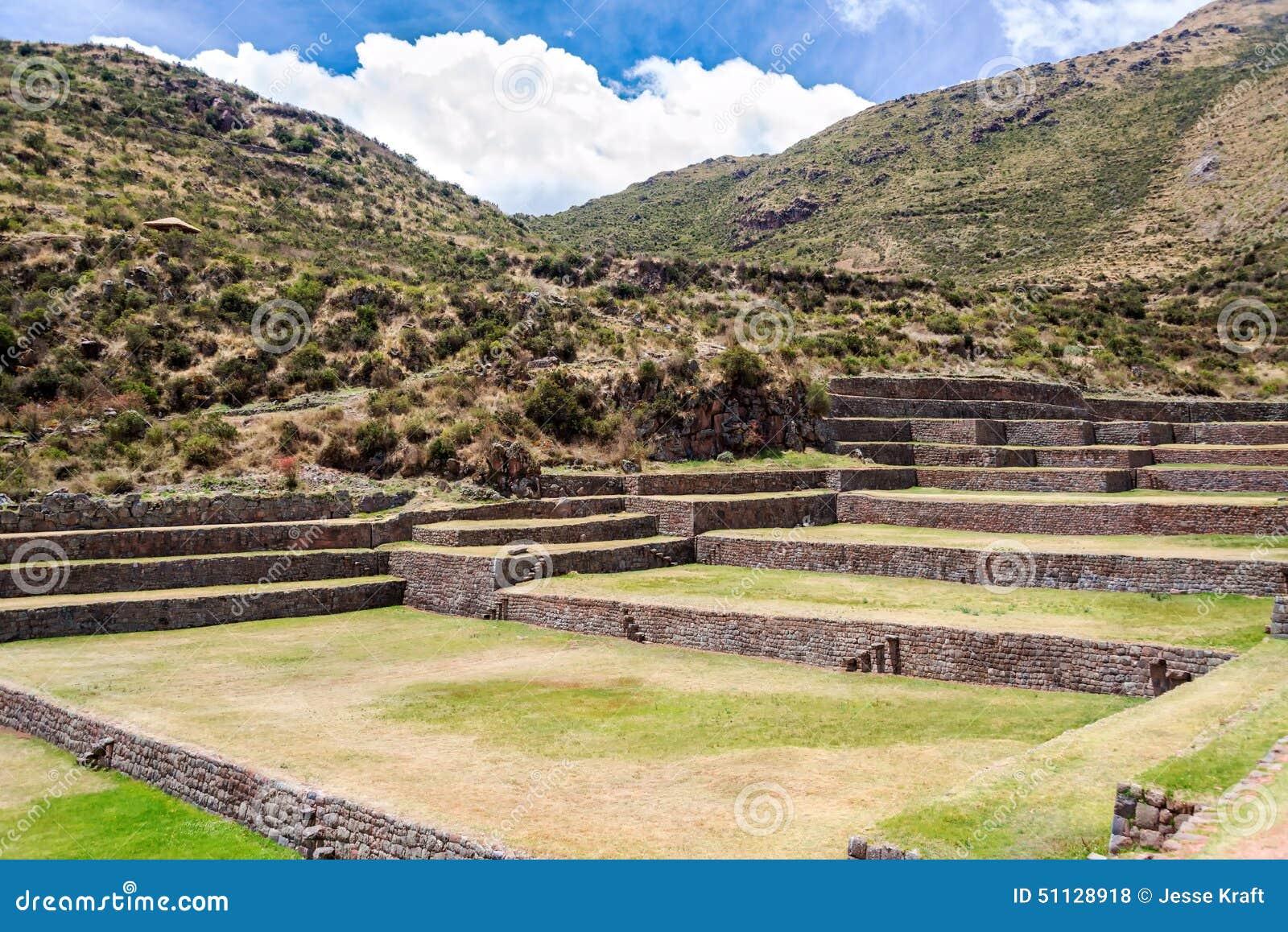 Ruines chez Tipon