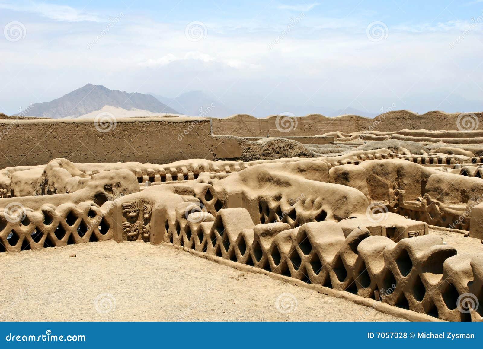 Ruines de Chan Chan