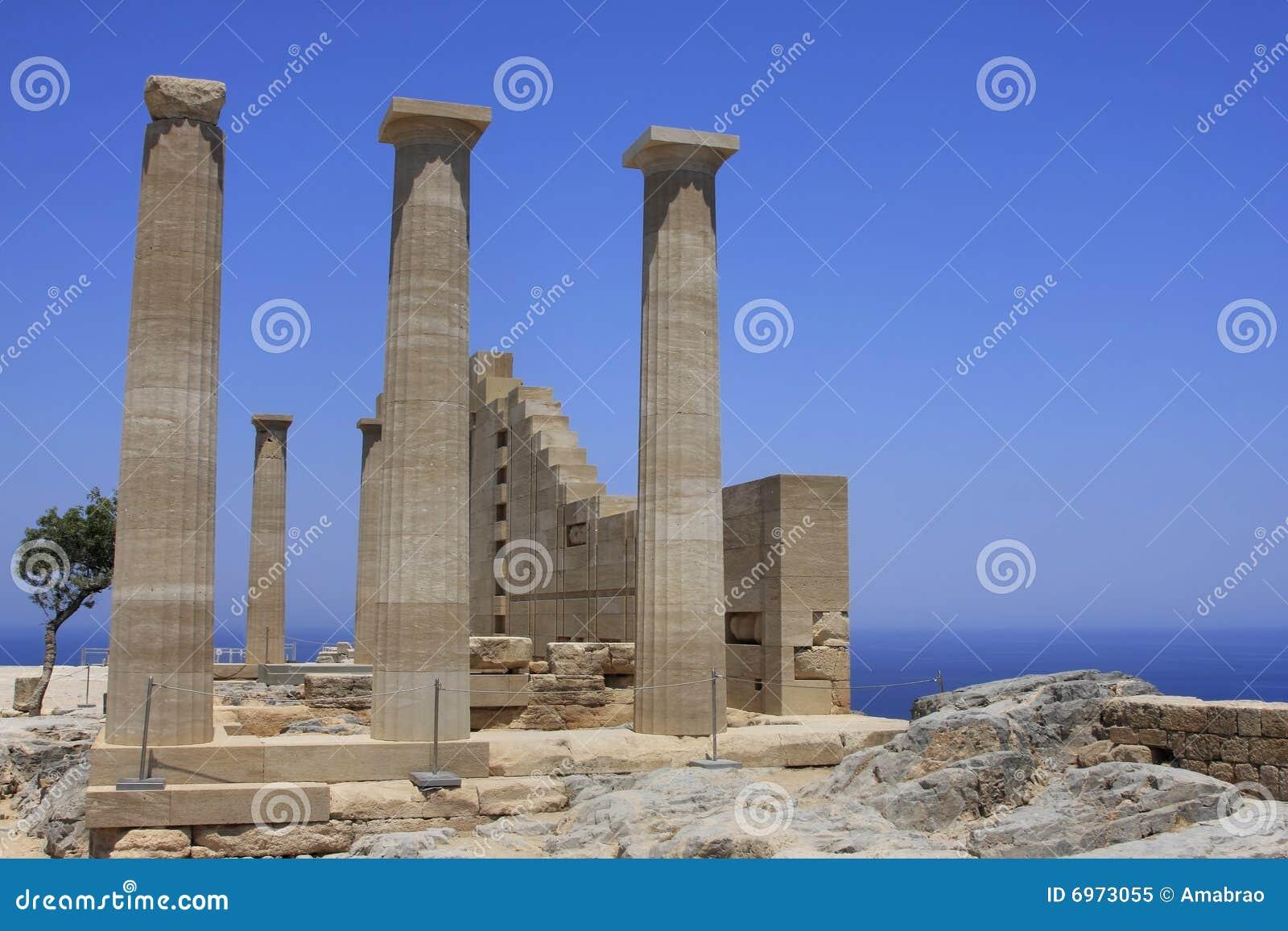 Ruines de Grec