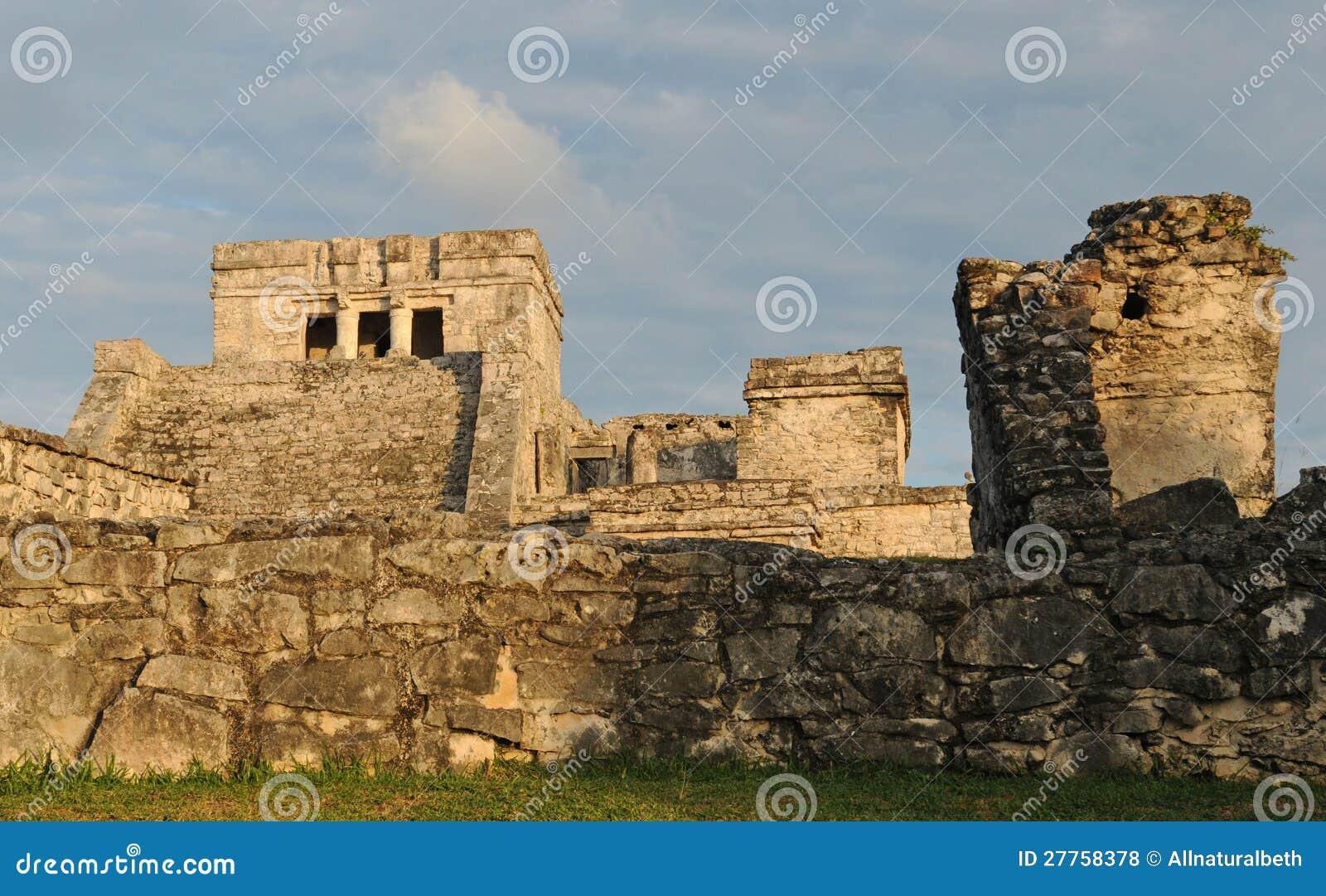 Ruines de Natif américain