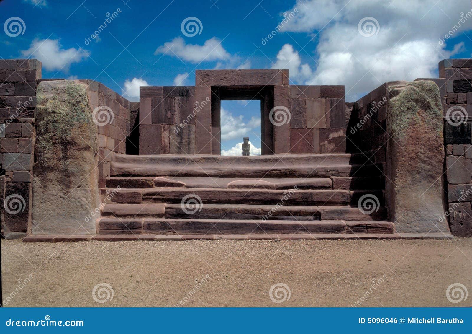Ruins Bolivia