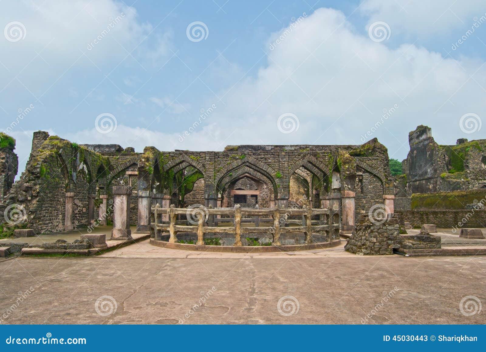 Ruins of Historic Architecture India