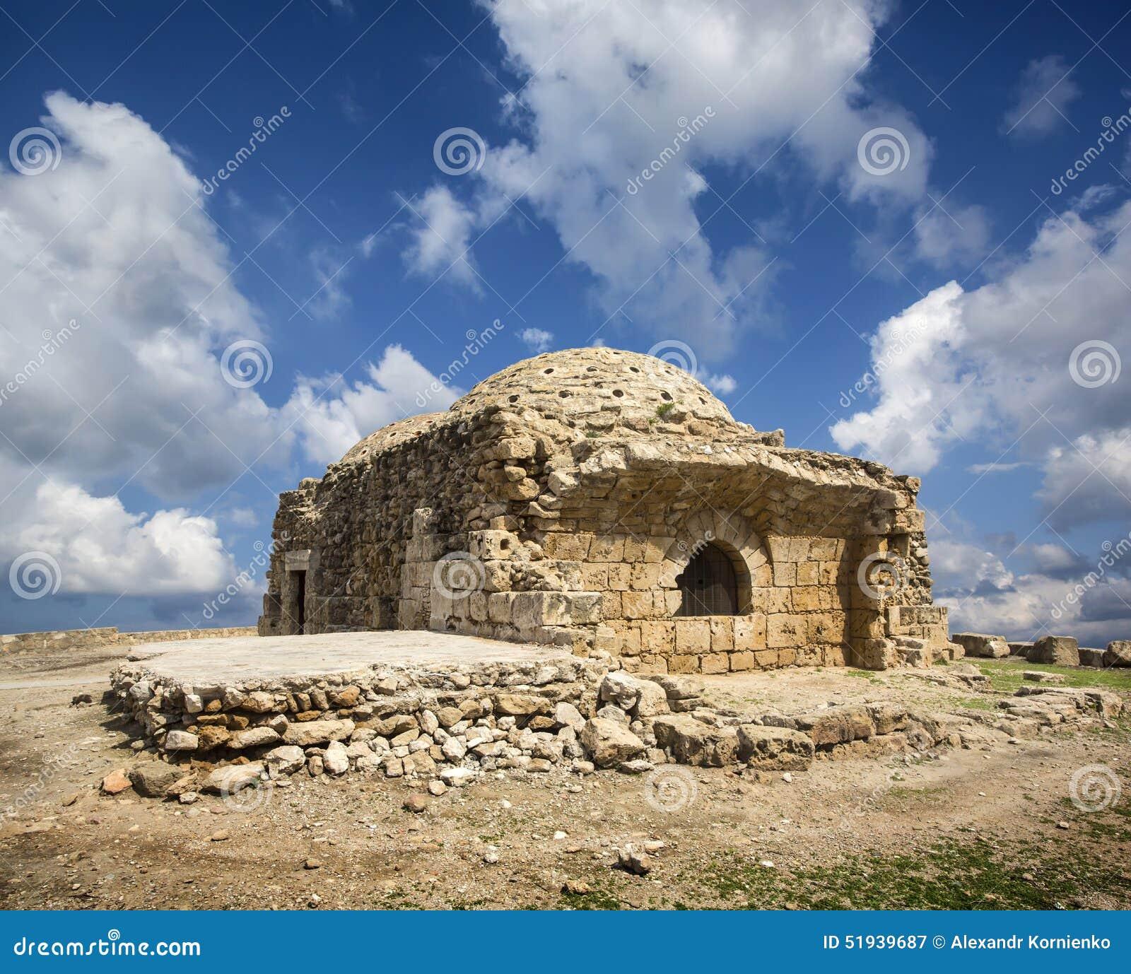 Ruiny skąpanie