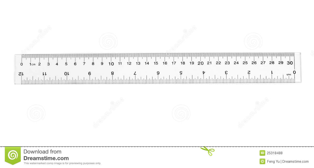 Ruler Royalty Free Stock Photos Image 25318488