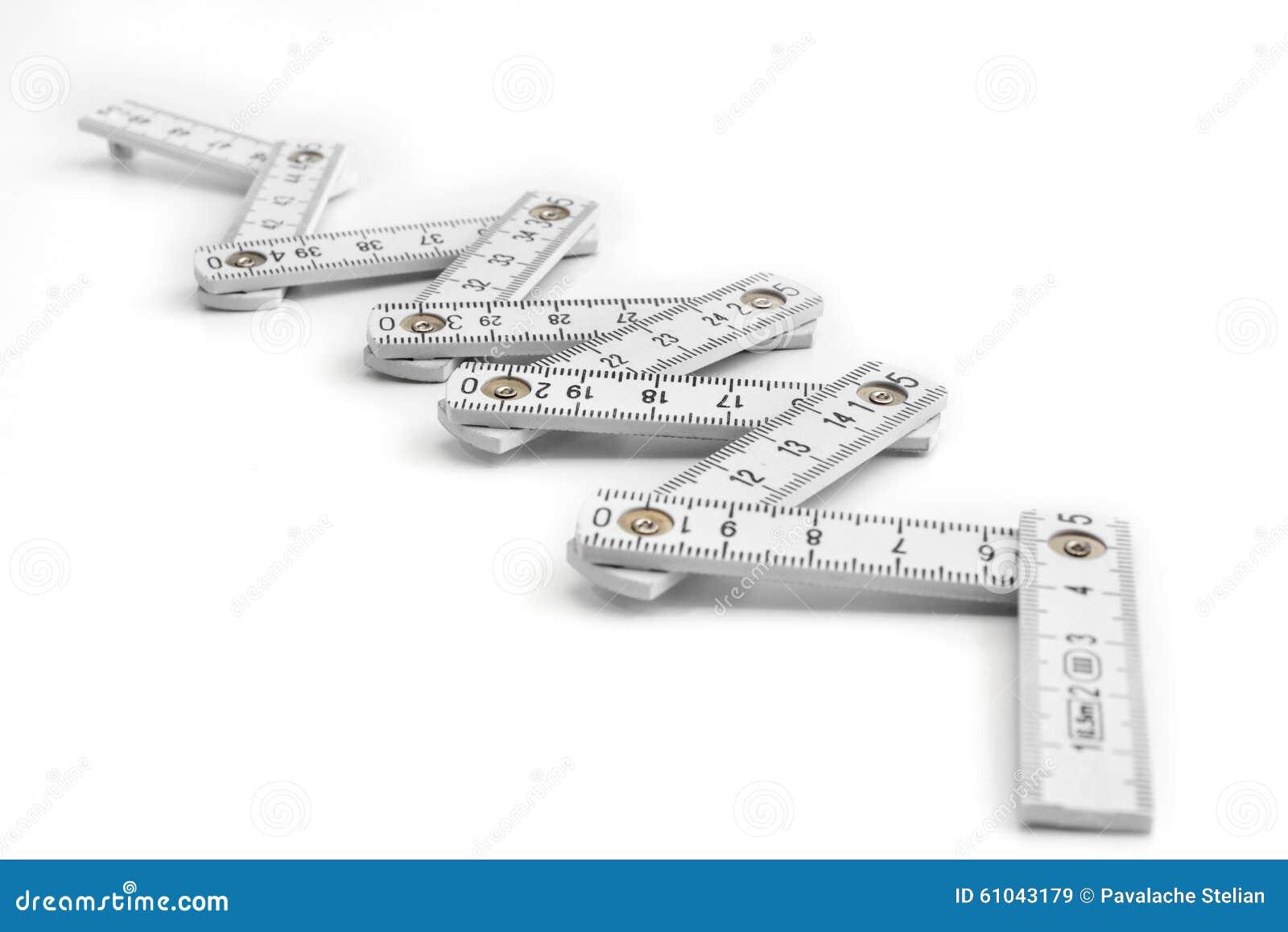 Ruler ( Yardstick ) For Measurements Suggesting A Positive ...