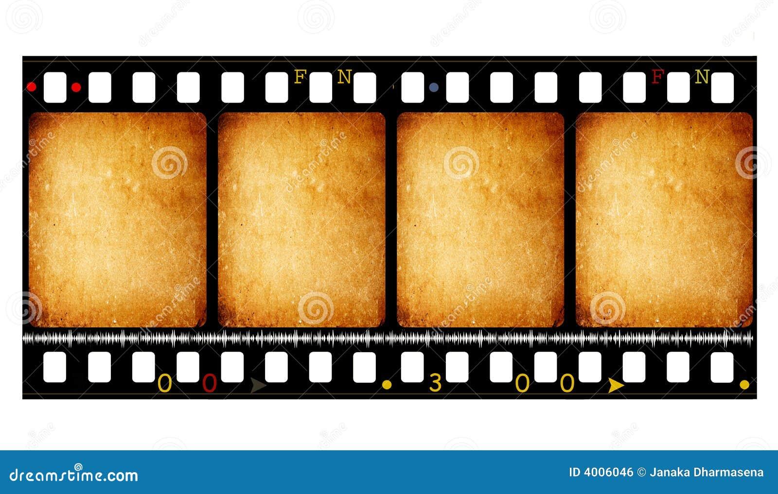 Rulle 35 för filmmillimetrar film