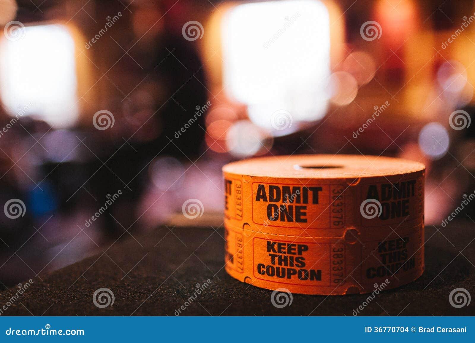 Rullen av medger en etiketterar