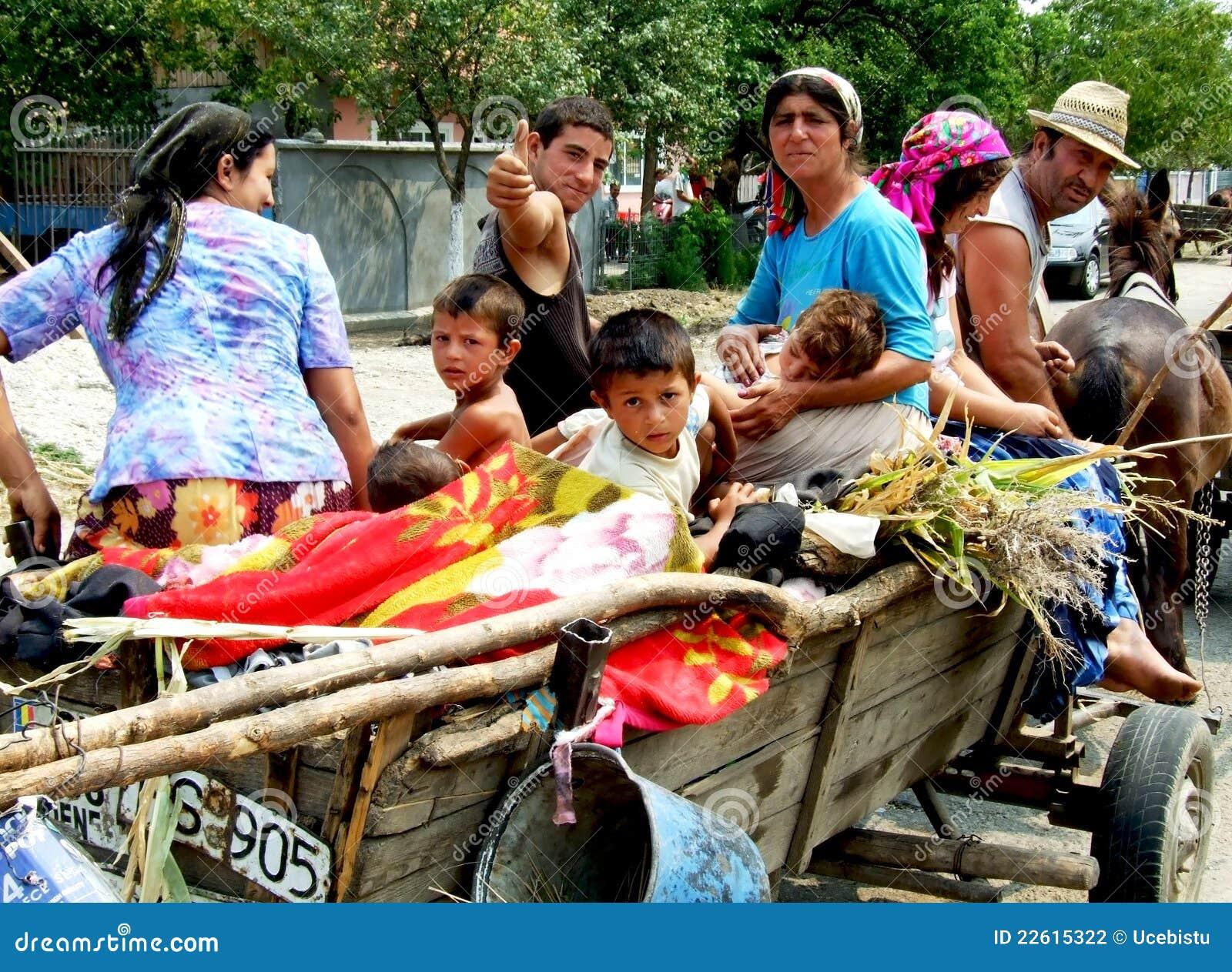 Rumänischer Zigeuner