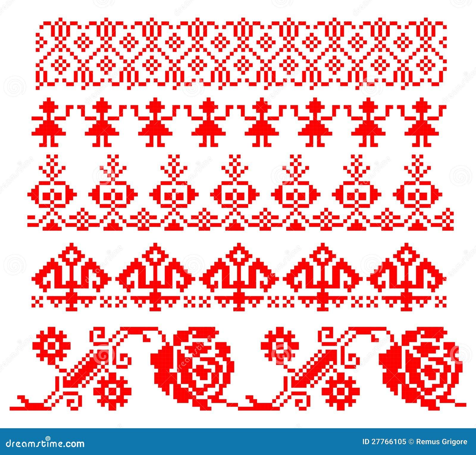 Rumänskt traditionellt tema