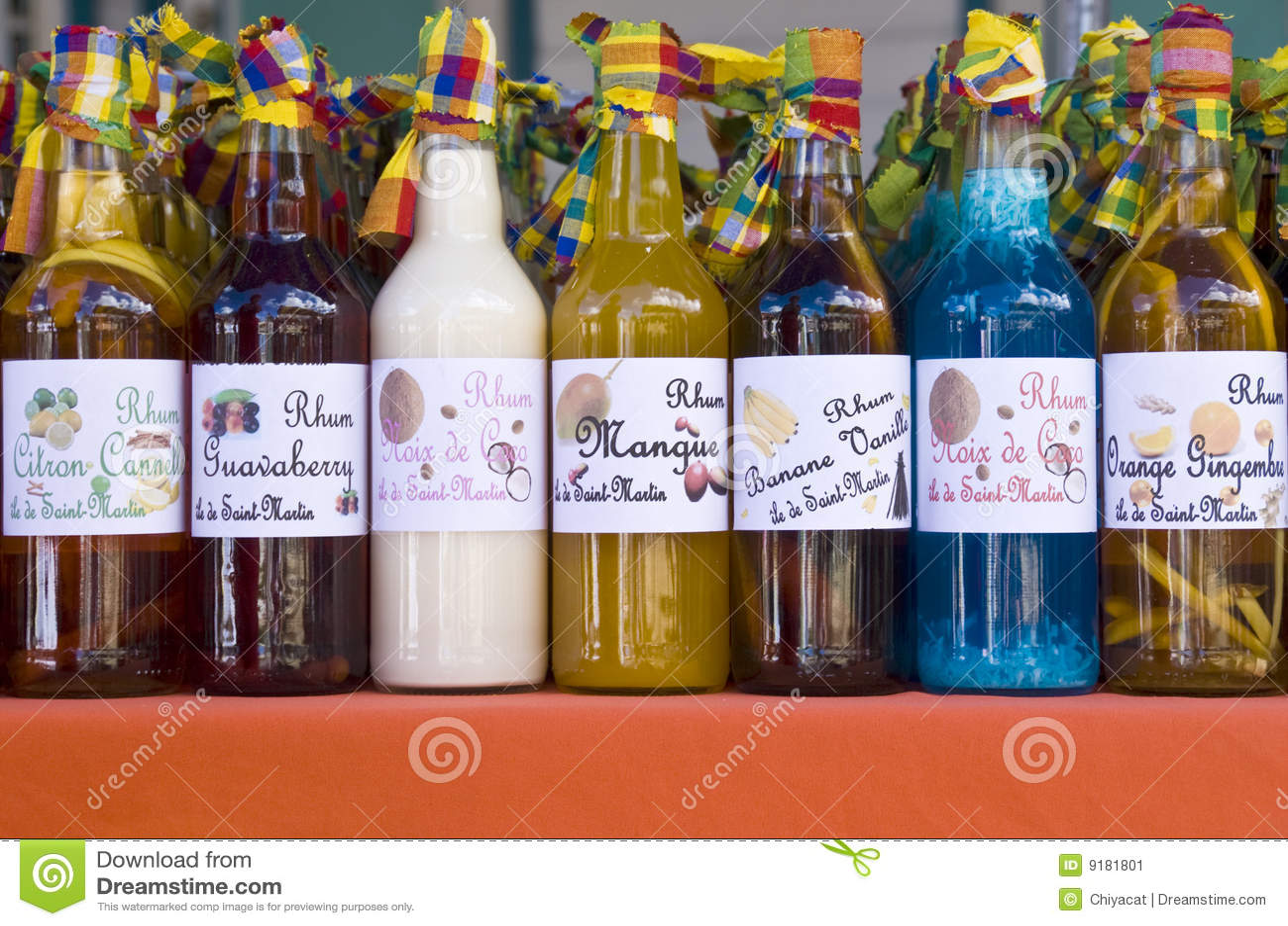 Rum Flavored