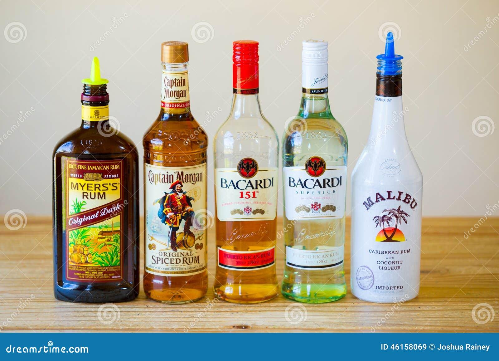 151 bacardi rum and kush - 2 1