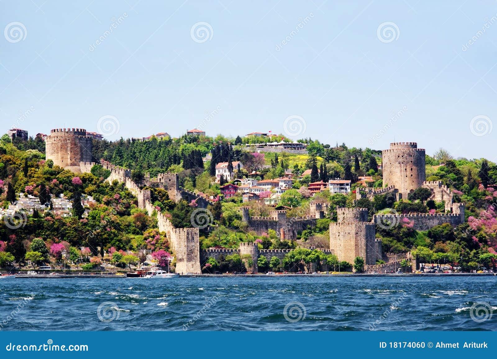 Rumeli Fortress, Istanbul Stock Photo - Image: 18174060
