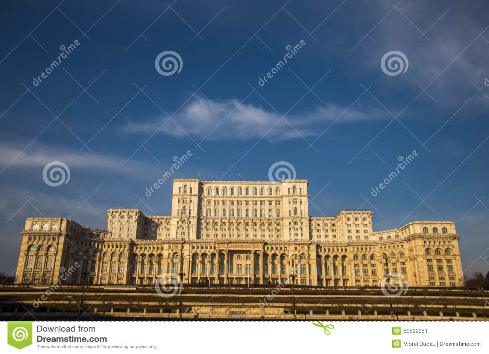 Rumunia parlament, Bucharest (Casa Poporului)