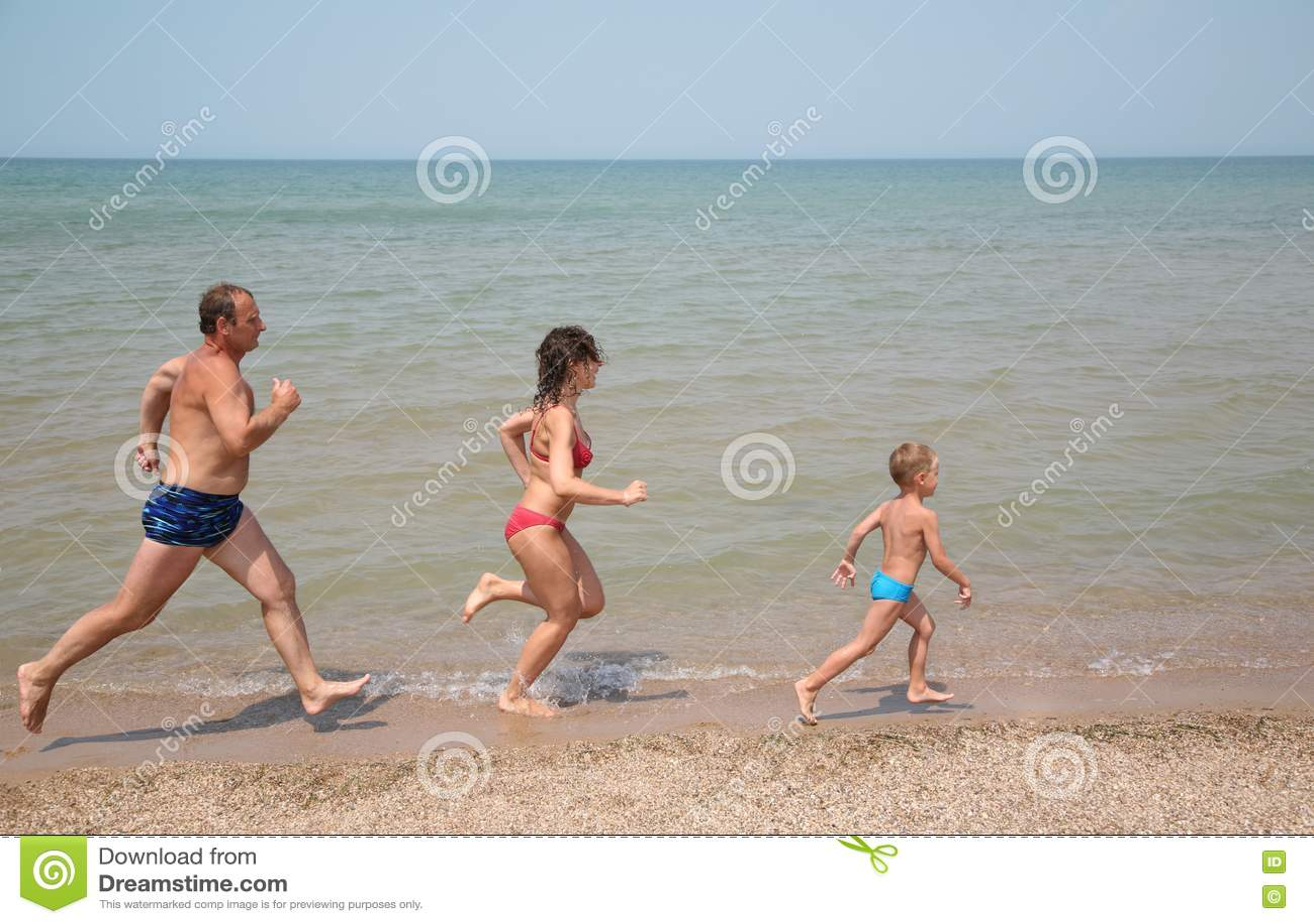 3bdba76f616 Free Stock Image  Run As To Beach Picture. Image  2951956