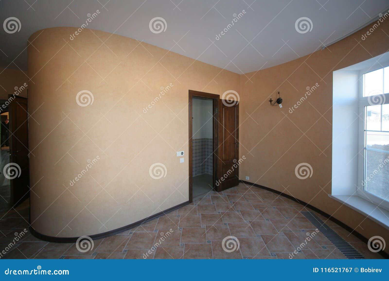 Rundad korridor