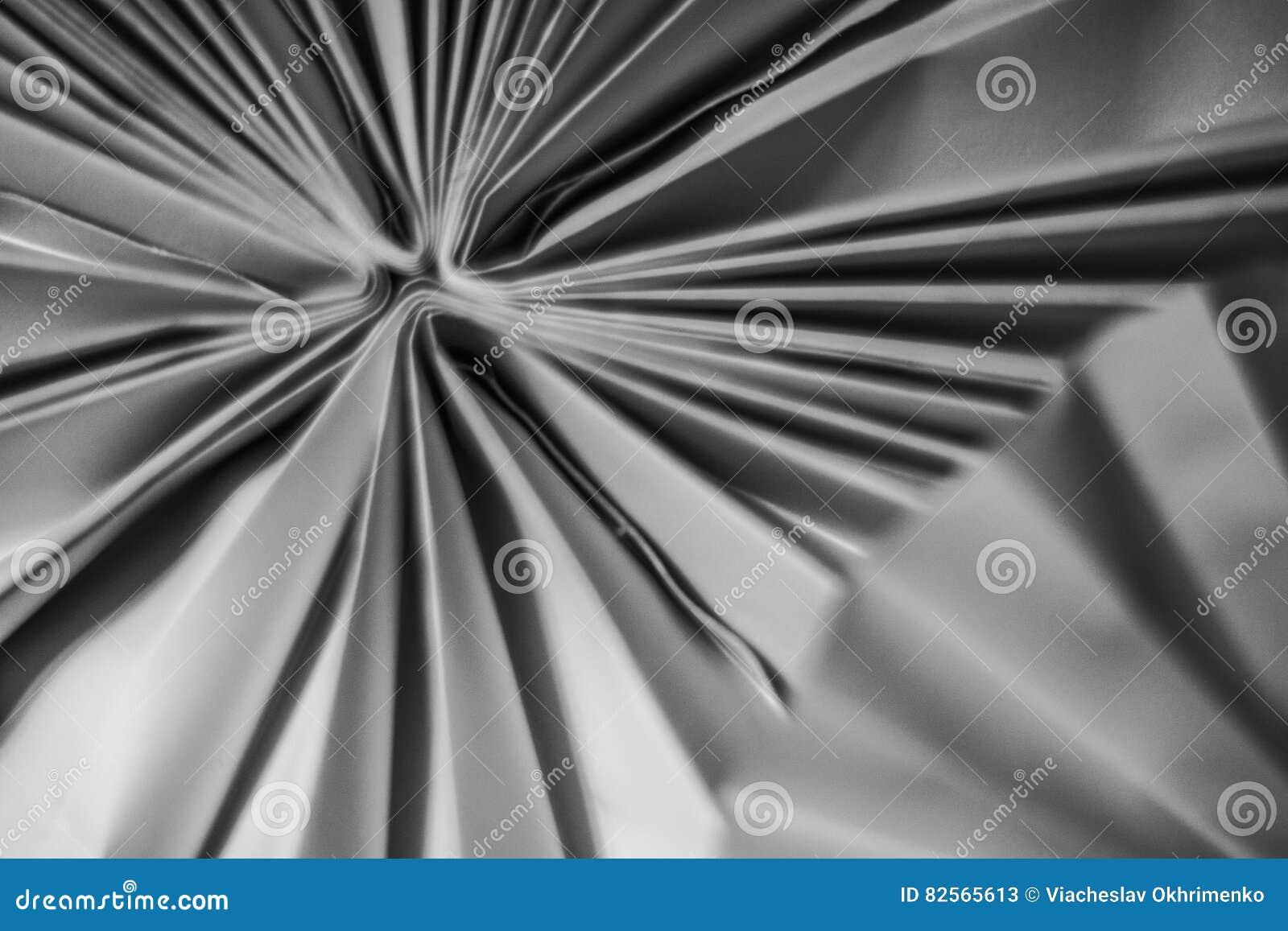 Runde Papierbeschaffenheit
