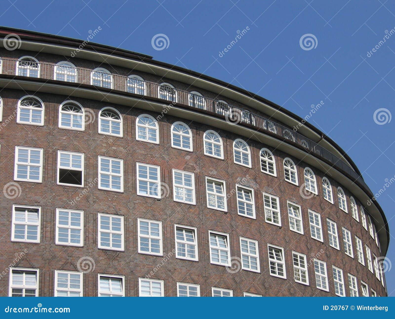 Rundes Gebäude